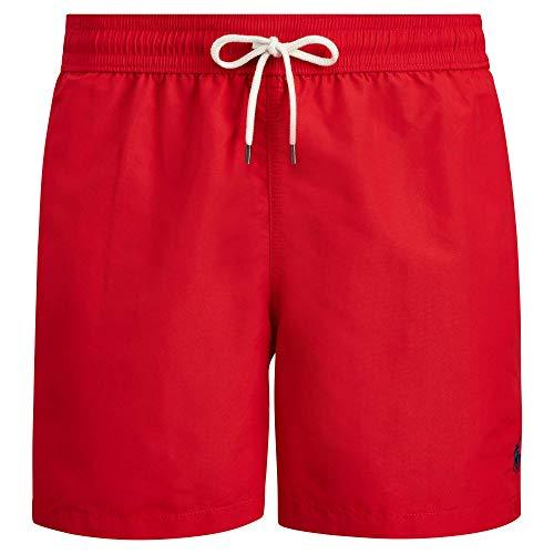 Ralph Kostüm - Polo Ralph Lauren Kostüm Hawaiian Shorts Mare, Rot X-Large