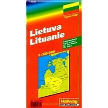 Lituanie : 1/325 000