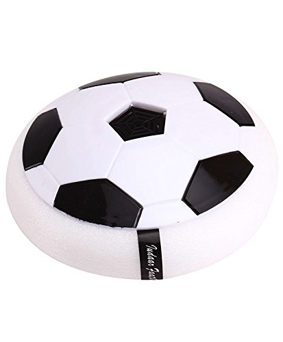 Cartup Indoor Hover Football, Air Power Soccer for Kids with Led Lights, Air Football
