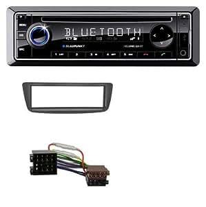 Blaupunkt lecteur cD, mP3, uSB, télécommande autoradio bluetooth pour citroen c1/peugeot 107