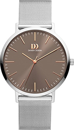 Danish Design Unisex Analogue Quartz Watch with Stainless Steel Strap IQ69Q1159