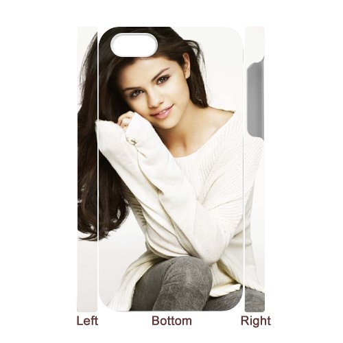LP-LG Phone Case Of Selena Gomez For Iphone 5C [Pattern-6] Pattern-6