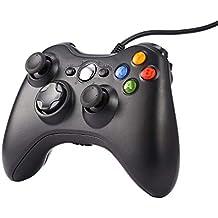 Kiss Gamepad für PC/Xbox 360,USB Gamepads Wired Plug Spies Verbessertes ergonomisches Design