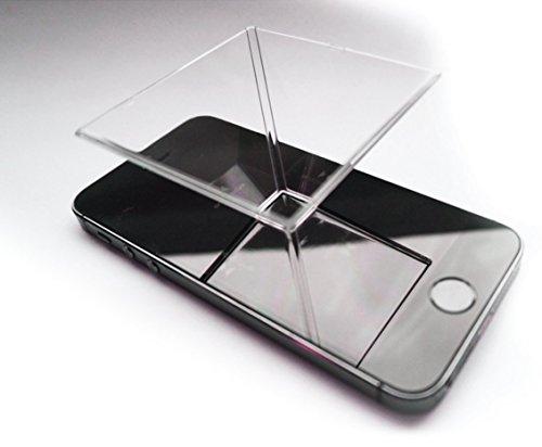 SPECTRE Smartphone 3D holograma proyector   Para cualquier smartphone
