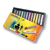 Jaxell-Pastellkreiden 12 Stück Spielzeug