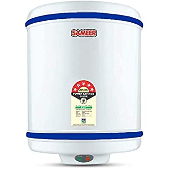 Sameer SAL_201 15-Litre Spout Water Heater (White)