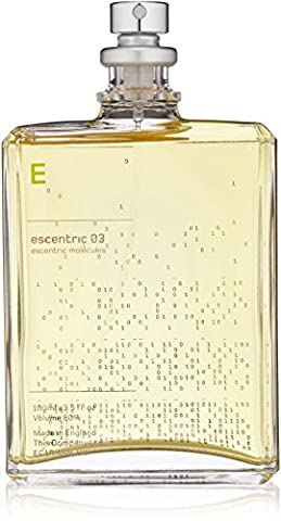 Escentric Molecules Escentric 03 EDT - 100 ml, 1er Pack (1 x 100 ml)
