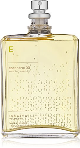 Escentric Molecules, Eau de Toilette Escentric 03, 100 ml