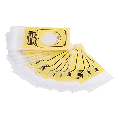 200-sachets-plastiques-pour-bonbon-biscuit-sac-demballage-de-sucrerie-pour-mariage-fete-soiree-jaune