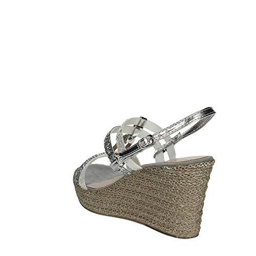 Cinzia Soft IZ74401M 001 Sandalo Donna Argento