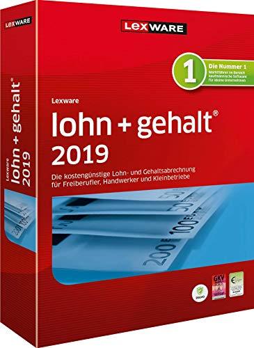 Lexware lohn+gehalt 2019|basis-V...