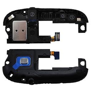 Samsung Galaxy S3 I9300 Lautsprecher Buzzer Ringer Audio Buchse Antenne Schwarz