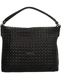 Nero Giardini Shopping bag borsa donna nero 4504 A844504D b971b147d4a