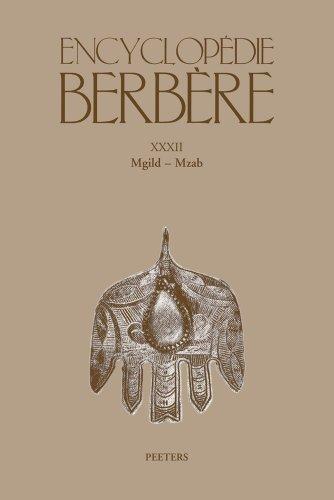 Encyclopédie berbère : Tome 32, Mgild-Mzab par Salem Chaker