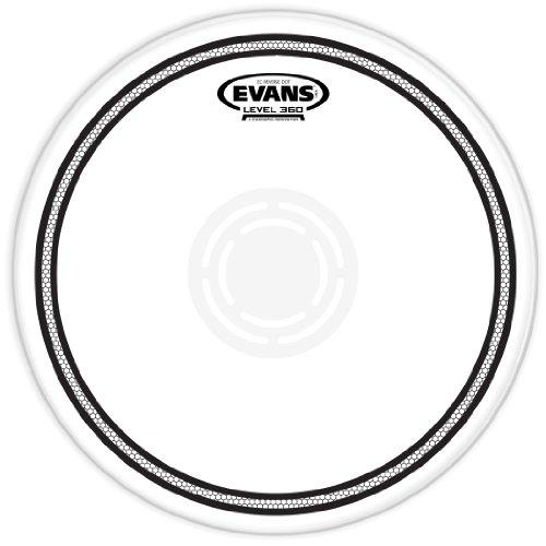 Evans B14EC1RD 35,56cm (14 Zoll) Snarefell Edge Control einlagig, 0,35mm