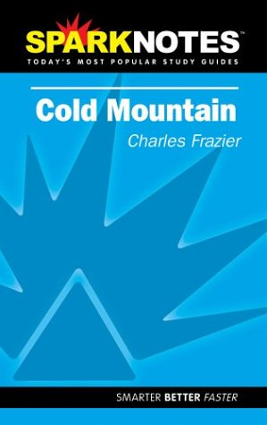 spark-notes-cold-mountain-sparknotes-literature-guides