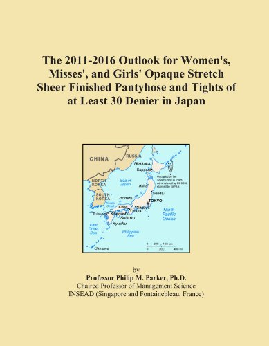 The 2011-2016 Outlook for Women's, Misses', and Girls' Opaque Stretch Sheer Finished Pantyhose and Tights of at Least 30 Denier in Japan