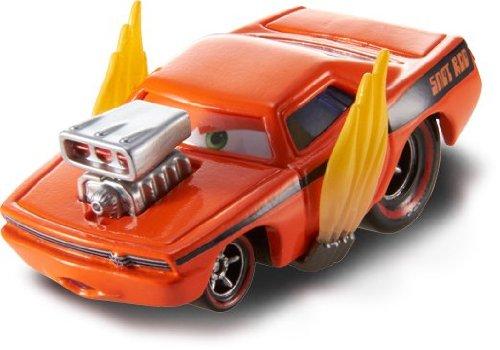 Disney Pixar Cars Snot Rod with Flames (Neu, ohne Verpackung) -