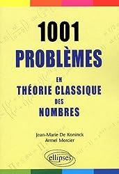 1001 problèmes en théorie classique des nombres