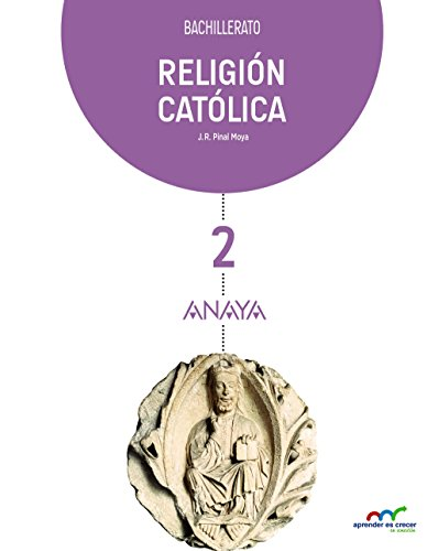 Religión católica 2 (aprender es crecer en conexión)