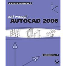 Just Enough AutoCAD 2006