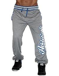H-1 Original Tisey® Trainingshose Herren & Damen Jogginghose Sporthose Fleecepant Fitness Hose von Tisey®