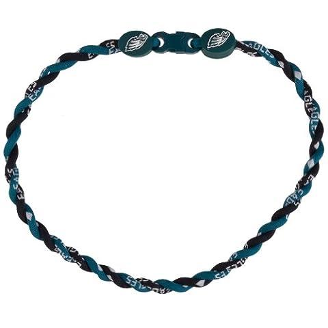 Philadelphia Eagles - LogoTitanium Twist Necklace