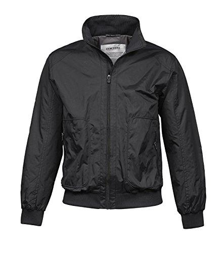 TJ9650 New York Jacket Jacke Herrenjacke Übergangsjacke Black