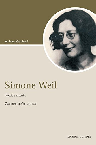 simone weil selected essays His play in question, waiting for godot, was published in 1952, one year after the posthumous publication of weil's selected essays, entitled waiting for god weil's major concern in this work is with a set of characters she cails the afflicted, characters not unlike the strange persons who inhabit the beckett landscape.
