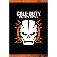 poster Call Of Duty Black Ops 3 Skull + accessori