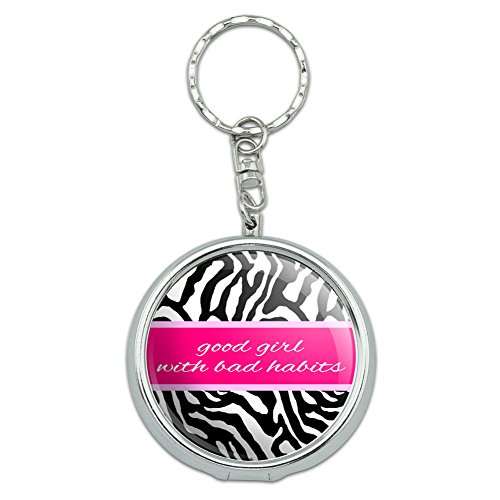 portable-travel-size-pocket-purse-ashtray-keychain-funny-nerdy-mustache-good-girl-with-bad-habits-ze