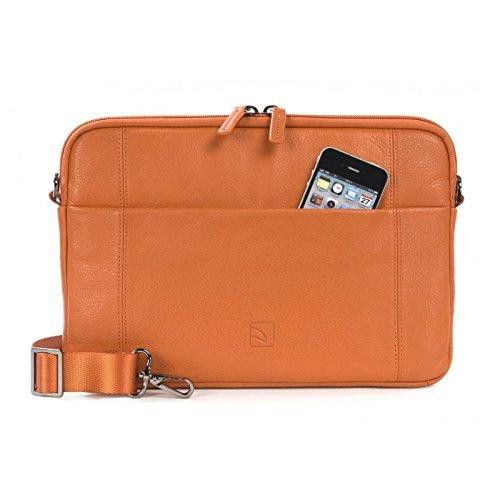 Tucano One Premium Sleeve borsa in vera pelle per MacBook Air 11 Monotone