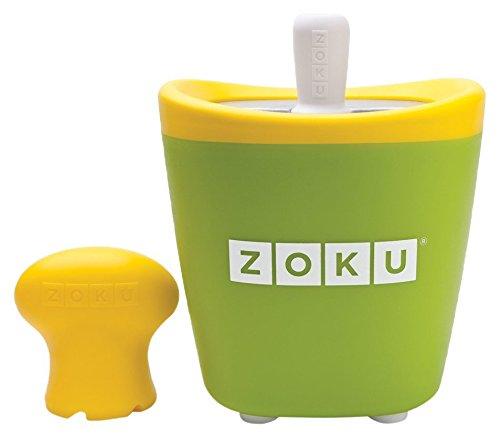 Zoku Single Quick Pop Maker Green ZK110-GN