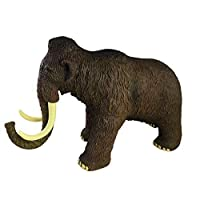 BW & H Gigantic Stuffed Rubber Mammoth Soft Stuffed Play Toy