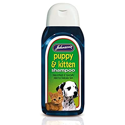 Johnsons Veterinary Products Puppy and Kitten Shampoo
