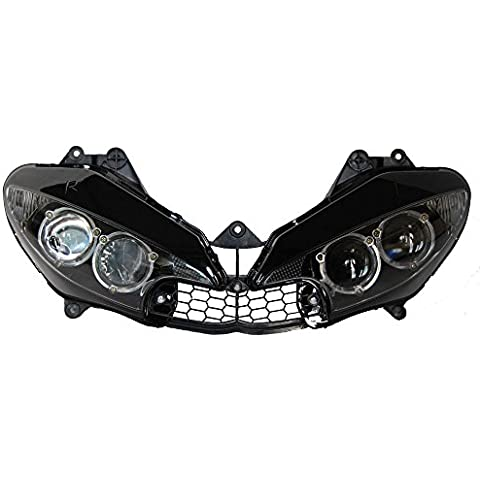 gzyf Honda 2004200520062007CBR 1000RR faros 04050607cabeza luz