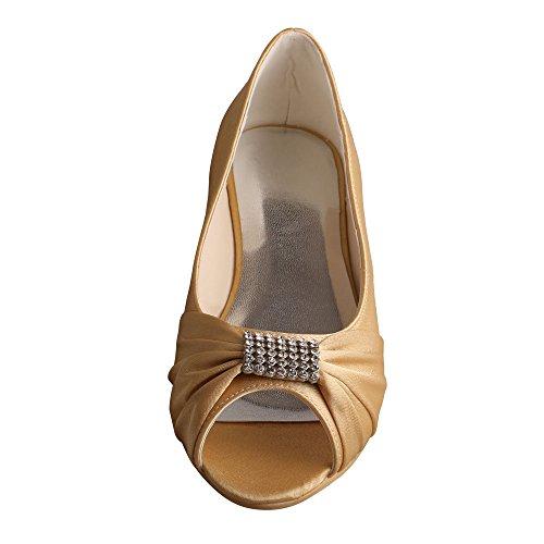 Wedopus - Ballet donna Gold