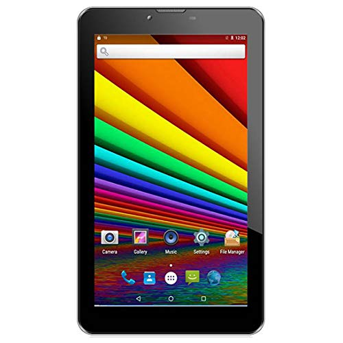 Ikall N1 7-inchTablet (4GB, WiFi + 3G + Voice Calling), Black