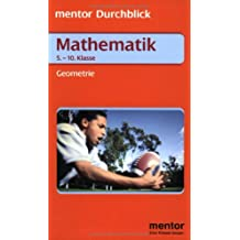 Mentor Durchblick Mathematik, Geometrie 5.-10. Klasse