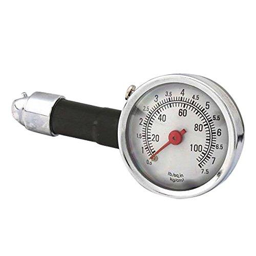 Forspero Auto Quadrante Calibro Pneumatico Misuratore Di Pressione Di Precisione Pneumatico Misura Metallo