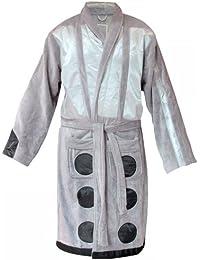 Doctor Who - Peignoir de bain Silver Dalek