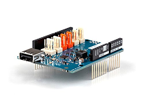 ZIYUN Arduino USB Host Shield - Based on the MAX3421E