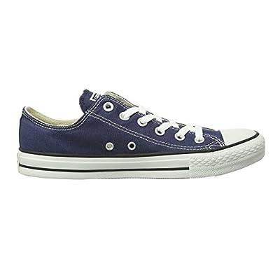 Converse - Converse Chuck Taylor All Star Low Schuhe Blau Navy Chucks Schuhe Herren Damen OX Sneakers