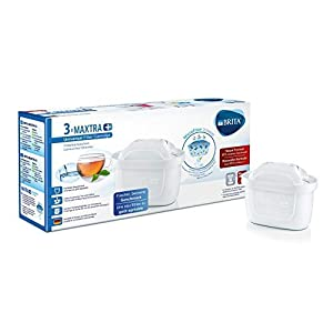 Brita Maxtra+ Wasserfilter-Kartuschen, Weiß