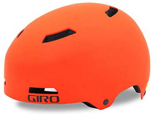 Giro Quarter FS Mips Helmet mat vermillion Kopfumfang 59-63 cm 2018 mountainbike helm downhill (Skate Park City)