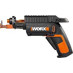 Worx wx255-Visseuse automatique SD 4V-1,5Ah Li-ion. Avec Fixation pour vis.