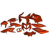 Kit de carenados, 11 piezas, naranja