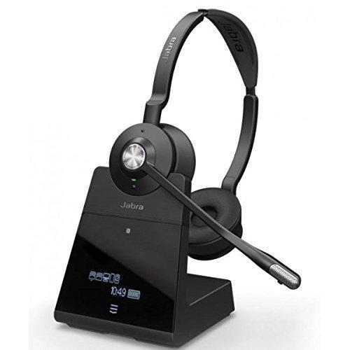 Jabra 9559–583–117Engage 75Stereo Wireless Headset (Cisco Wireless Headsets)