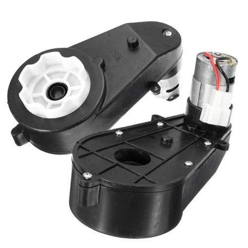 crooza UNIVERSAL Getriebe Antrieb mit 12V E-Motor für Kinderauto / Kinderfahrzeug