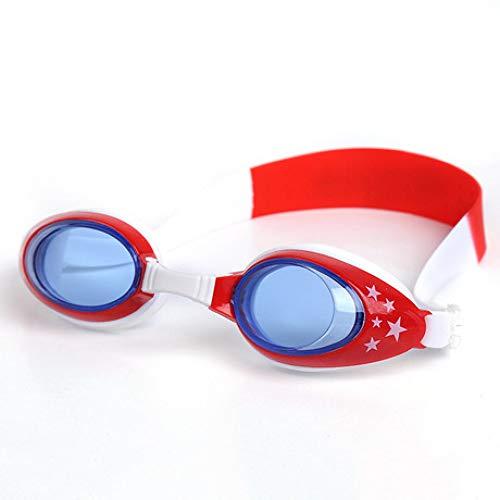 GFLD Schutzbrillen Kinder PC Independent Box HD wasserdicht Anti-Fog-Schwimmbrille Schwimmzubehö